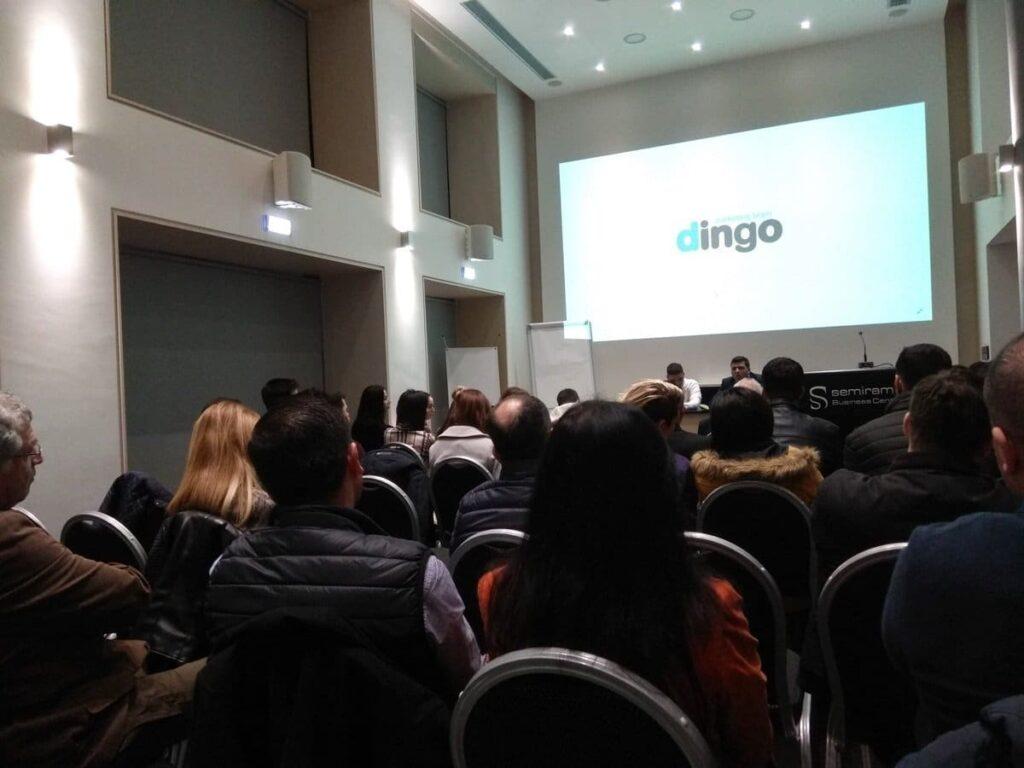 2η Ετήσια Ενημέρωση DIngo Marketing Team Ροδος